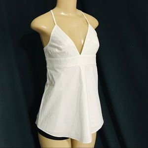 Nu Topshop U unique loose strap cotton top shirt 4